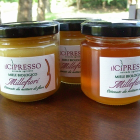 Wildflowers honey Il Cipresso