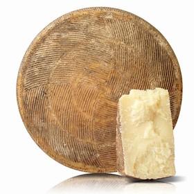 24 month mature sheep milk cheese reserve