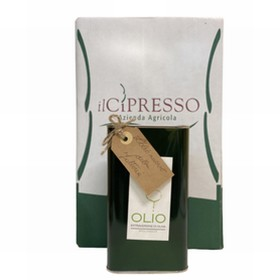 New Organic Extra Virgin Olive Oil